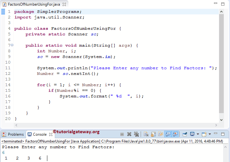 what is java application program
