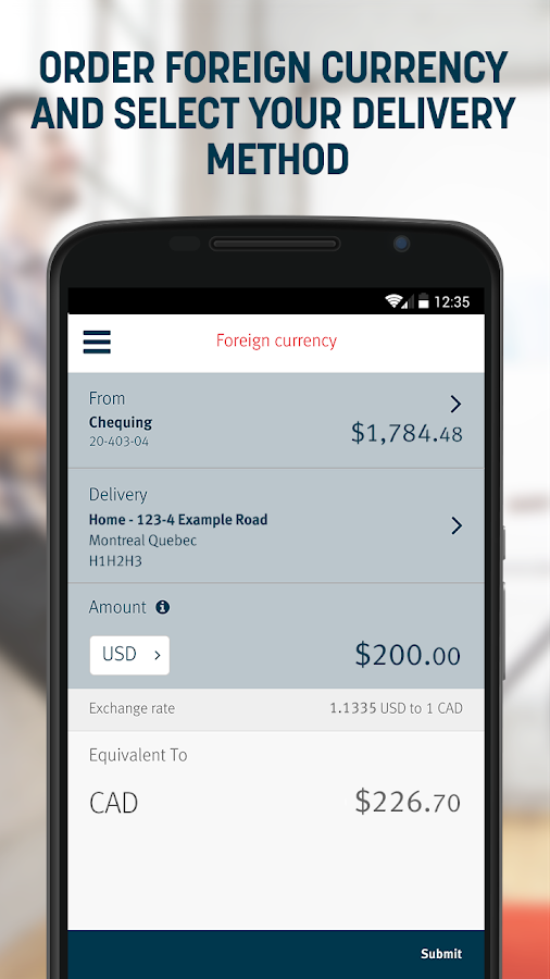 application banque nationale du canada android