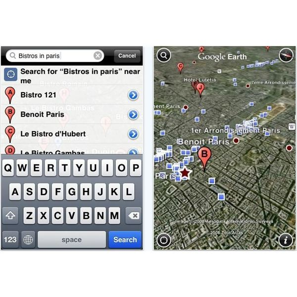 how big would an offline google earth application be