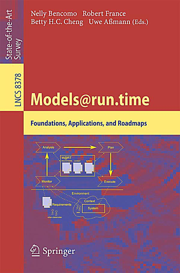models run.time foundations applications and roadmaps