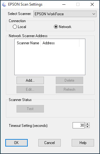network setup services valid win32 application windows 10