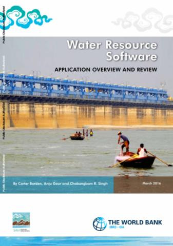 water resource software application overview and review
